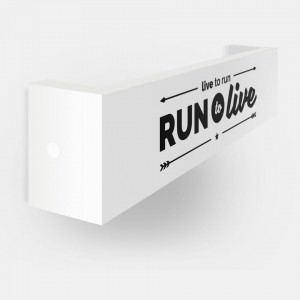 Live to run - Run to live